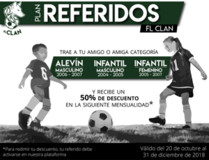 Plan Referidos FLCLAN 2018